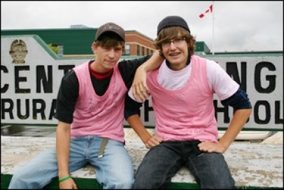 The Pink Shirts