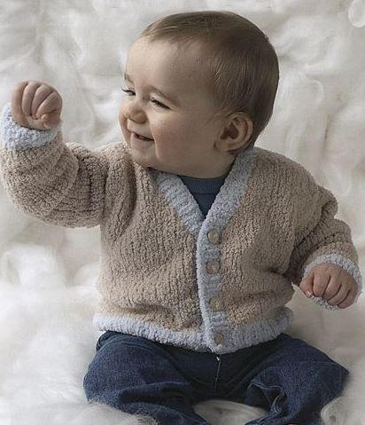 Cutie in a Cardigan!