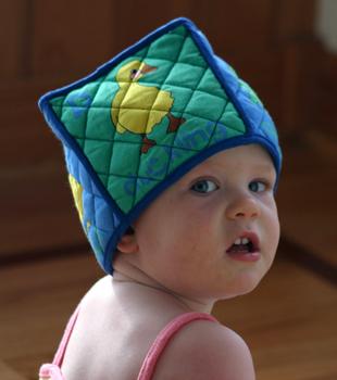 Susan's daughter's hat