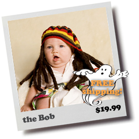 The Bob Marley Baby Toupee