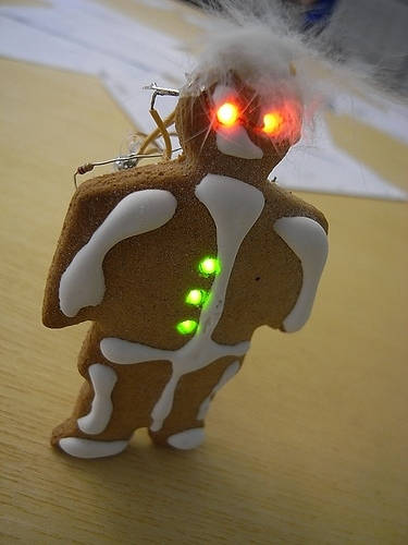 Evil Gingerbread Man