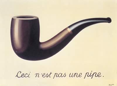 Pipe, Magritte