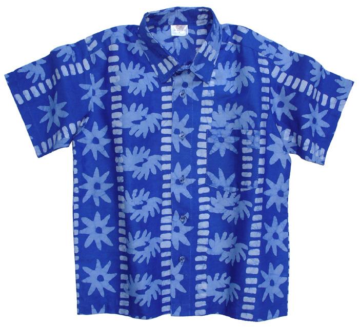 Traditional Adinkra Shirt for Boys