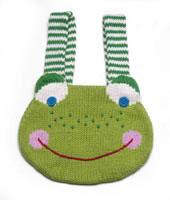 Bla Bla Frog Backpack