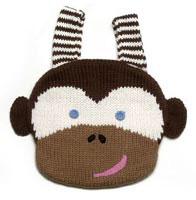Bla Bla Monkey Backpack