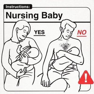 How to Nurse Safely