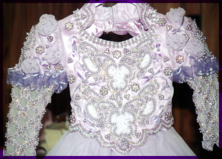 Did Princess Di's dress have this much?