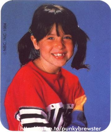 Punky Brewster As A Teenager Punky brewster