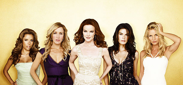 Cast of Desperate Housewives