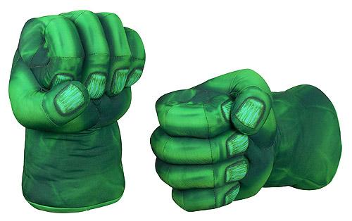 Hulk Hands Go Bam!