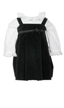 Marie Chantal Black Tie toddler collection