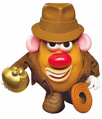 Taters of the Lost Ark