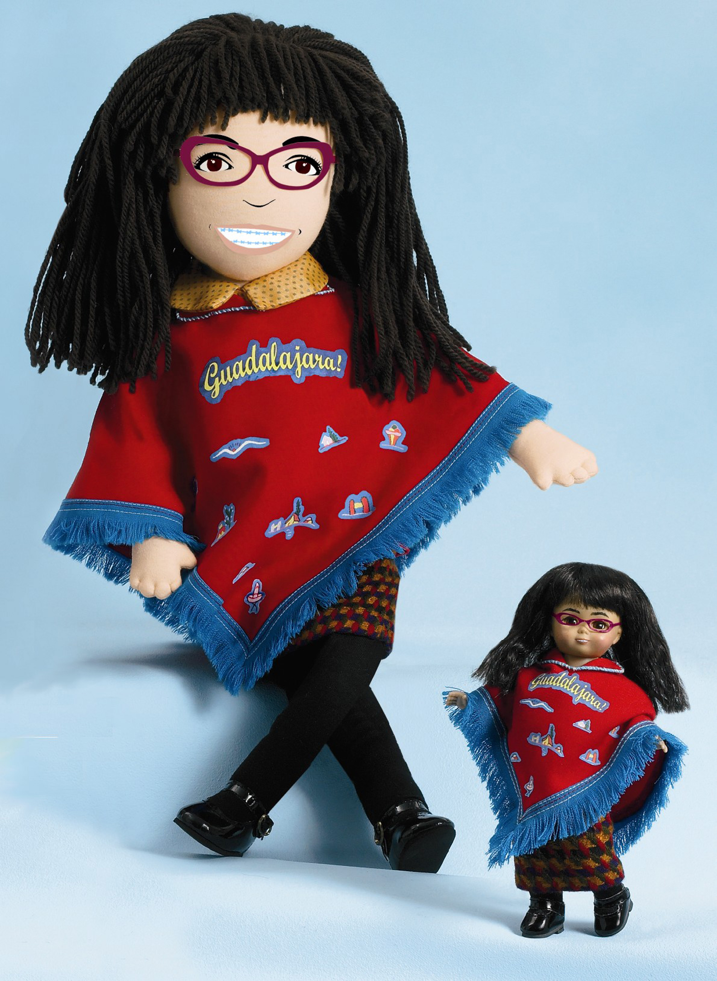 Ugly Betty Dolls, que linda!