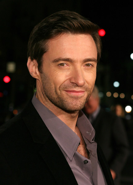 Hugh Jackman, rowr!