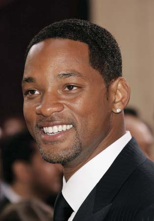 Will Smith lookin' sharp