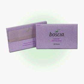Boscia Lavender Blotting Linens