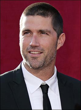 Matthew Fox- I'd do him