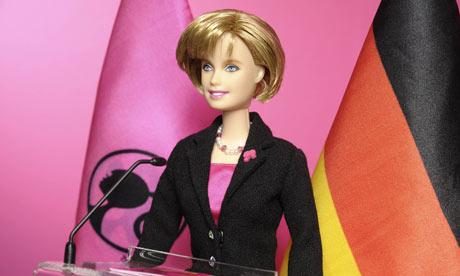 Angela Merkel Barbie