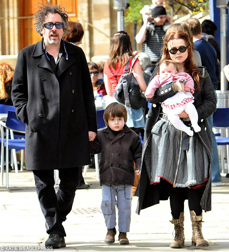 The Famille Burton Bonham-Carter