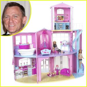 Daniel Craig's Dream House