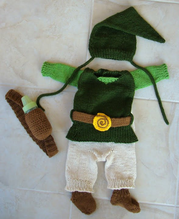 Link Baby Outfit