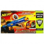 Nerf Raider Rapid Fire CS-35 Dart Blaster Value Pack