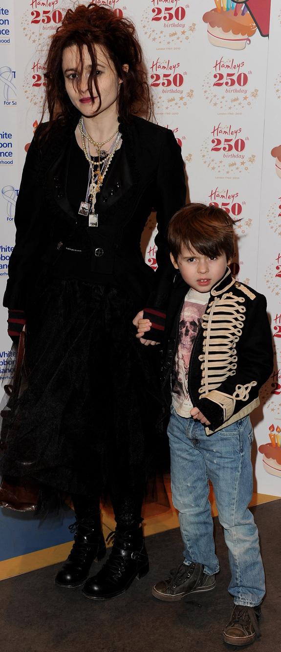 Billy Ray Burton Helena Bonham Carter