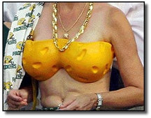 cheese bra