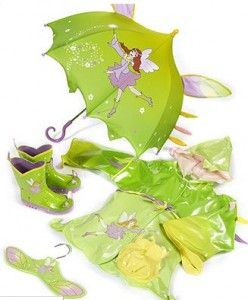 Fairy Rain Set from Kidorable